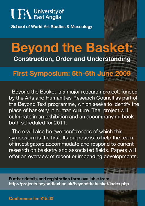 Beyond the Basket symposium